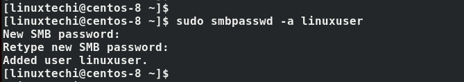 smbpasswd-user-centos8