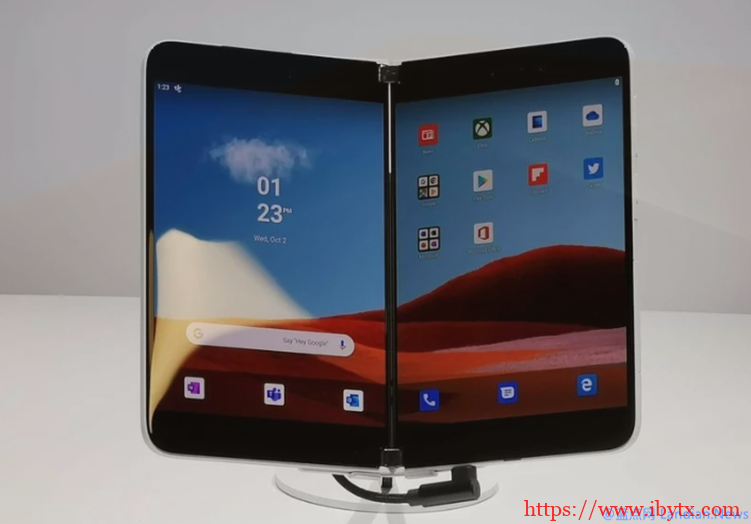 微软没有锁定Surface Duo的Bootloader,用户可以自由刷机-国外主机测评