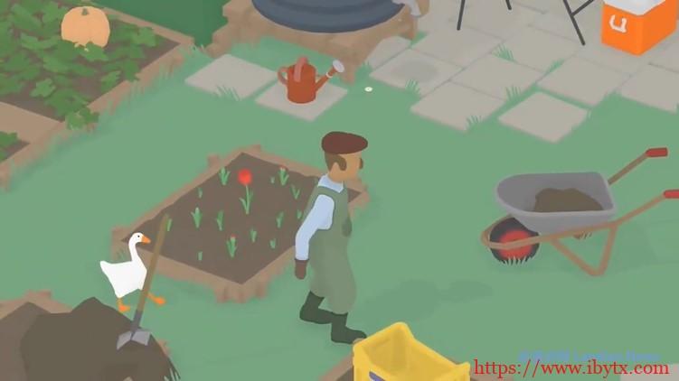 休闲游戏《捣蛋鹅》将在9月23日发布免费更新提供「双鹅」游戏模式-国外主机测评