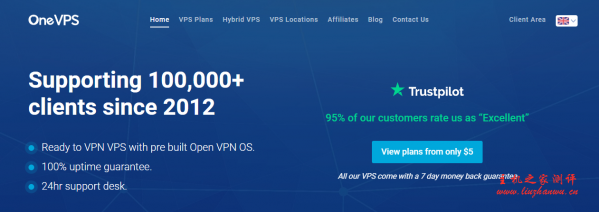 ONEVPS:1G无限流量VPS月付2.8美元起/9机房选择-国外主机测评