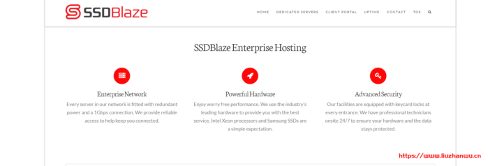 #便宜#SSDBlaze:Xeon X5650/48G内存/1T HDD/10T流量/1Gbps/5IP/达拉斯/$34首月-国外主机测评