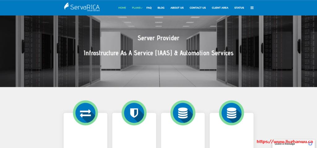 servarica:加拿大VPS,4g内存/4核/200gSSD/不限流量,原生IP,支持Windows-国外主机测评