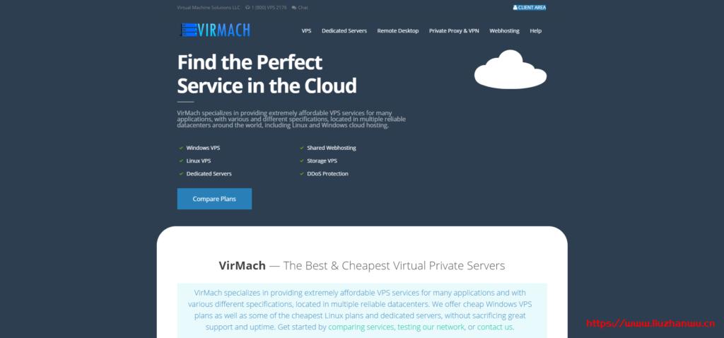 VirMach发布DEDICATED MIGRATION SPECIALS产品,6.5-7.5折优惠后最低每月27.3美元起-国外主机测评