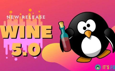 Wine 5.0 发布了-国外主机测评